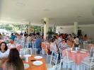 Inauguração da reforma geral no salão de eventos e quiosque